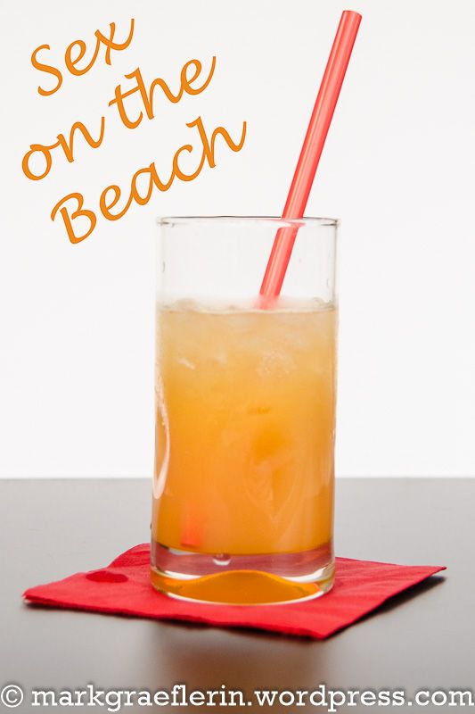 on the Beach | Beach Planters Punch Rezept Und Zutaten on