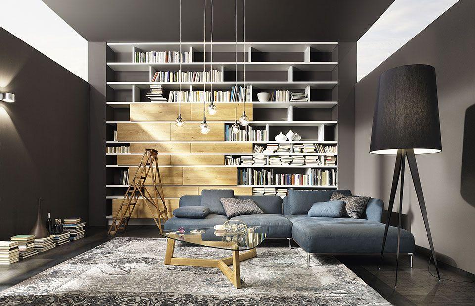 Wohnlösungen Kollektion von Haas Wohnen, Wohnzimmer design