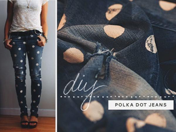 NapadyNavody.sk | Nevyhadzujte staré džínsy. 17 tipov, ako im dať nový život.