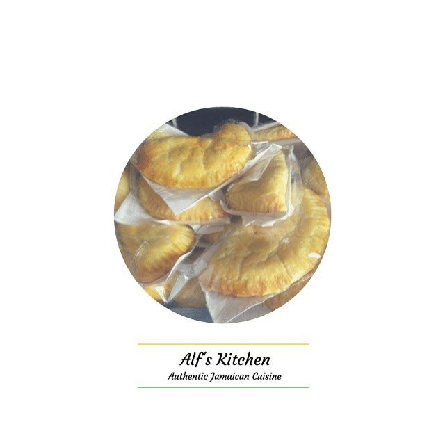 We supply freshly baked Jamaican Patties across the South-West of England by alfskitchenbristol