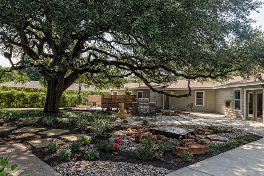 Garden Ideas Rental Properties