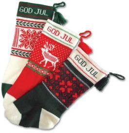 Stockings Christmas Stockings Scandinavian Christmas Nordic Christmas