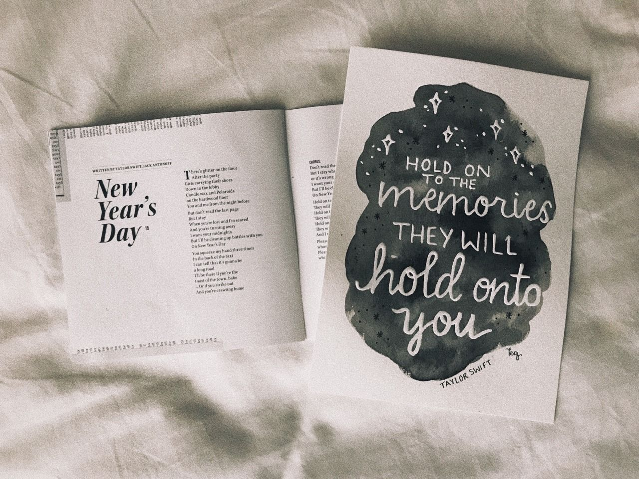 Taylor Swift New Year's Day Taylor swift quotes