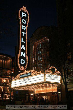 Portland Sign Portland Sign Arlene Schnitzer Concert Hall New - Schnitzer concert hall portland