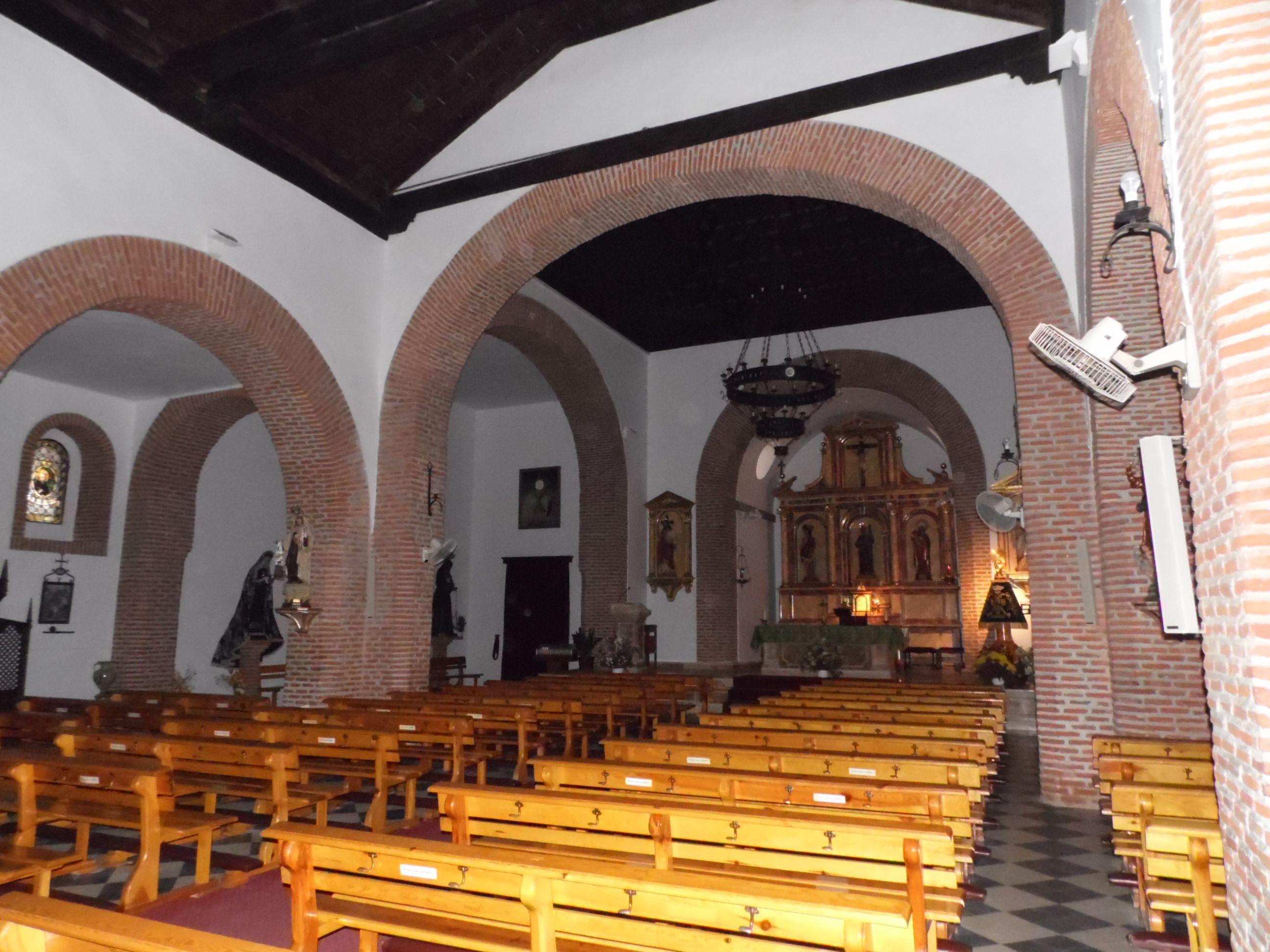 BELVÍS DE LA JARA (Toledo) - Iglesia de San Andrés Apóstol (4) | San andres  apostol, Andres apostol, Toledo