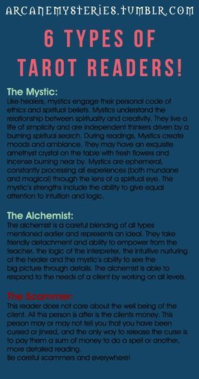 Tarot Card Readings What Type Of Tarot Card Reader Are You X