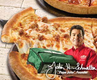 Papa Johns Large 1 Topping Pizza Just 5 99 W Promo Code Today Only 11 2 Papa Johns Papa Johns Pizza Papa John S