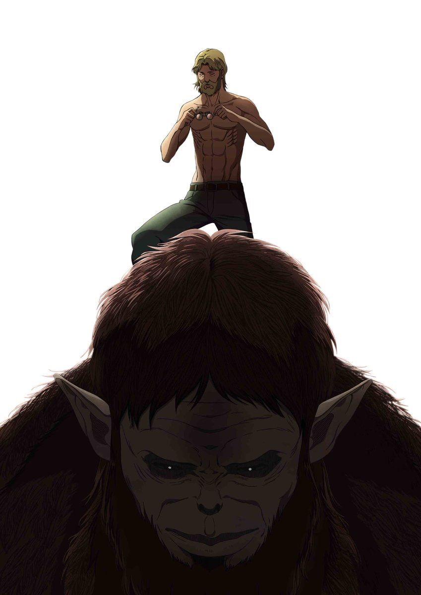 BEAST TITAN   Attack on titan anime, Attack on titan, Attack on titan fanart