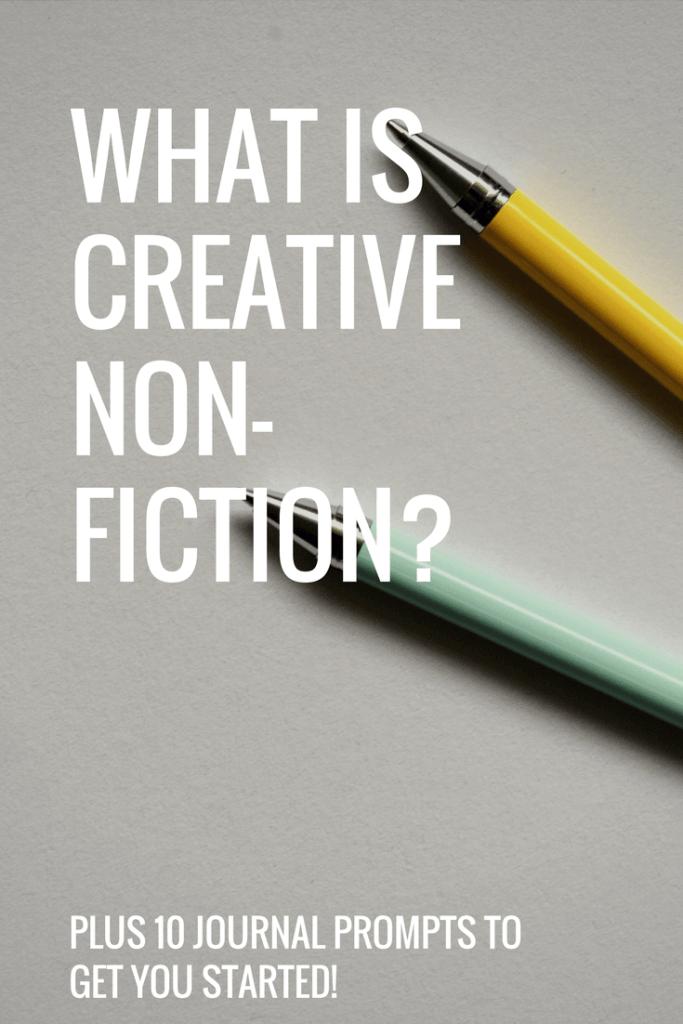 Non creative writing help on essay