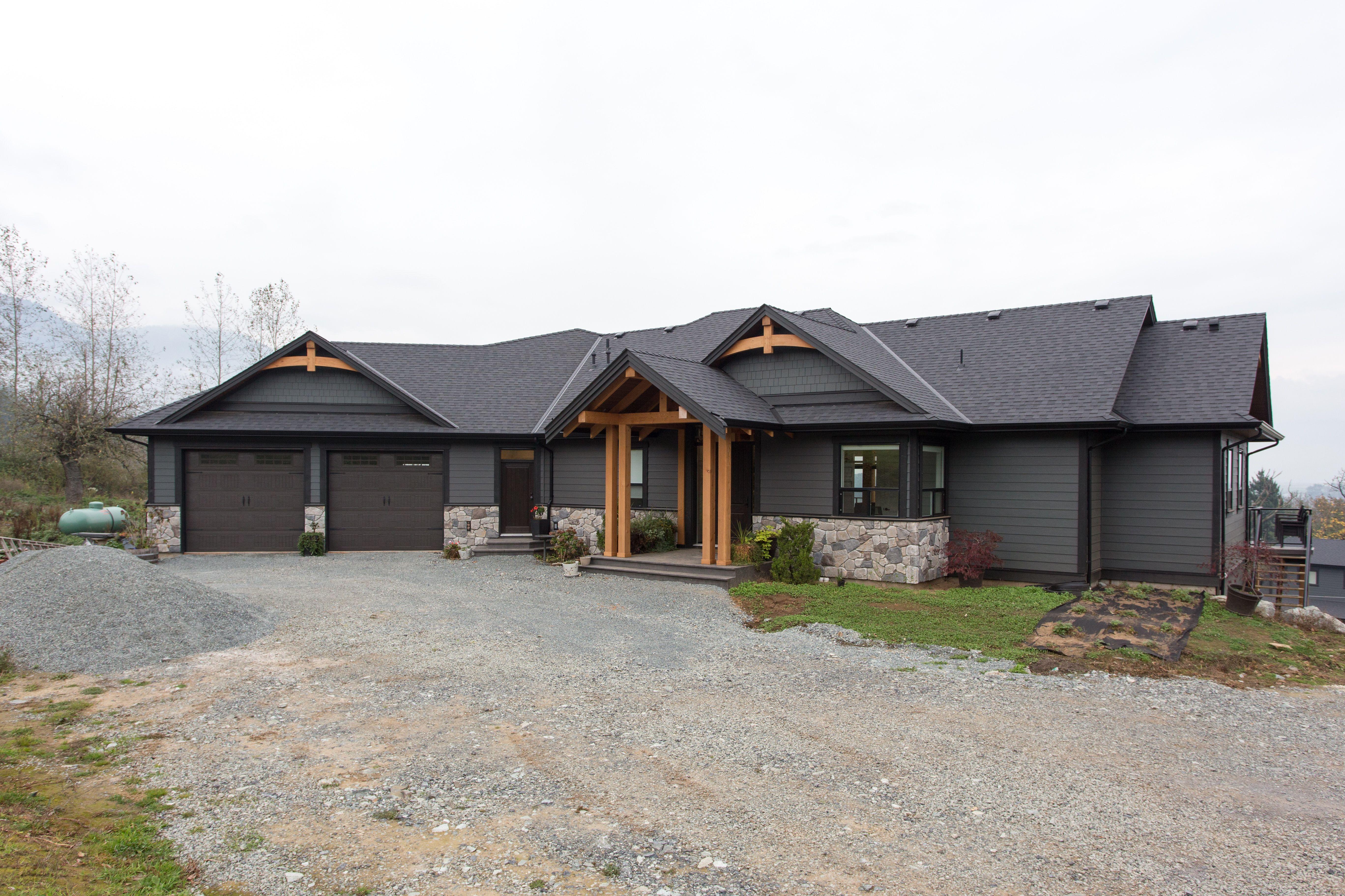 13+ Modern Farmhouse Plans With Walkout Basement Pics ...