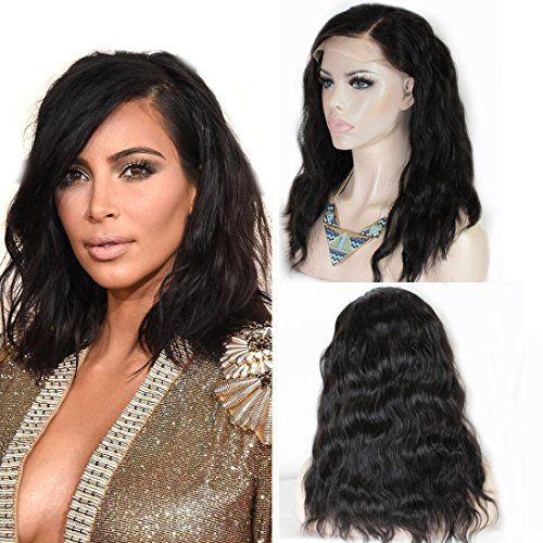 Pin by ZanaWigs on human hair wig with bangs