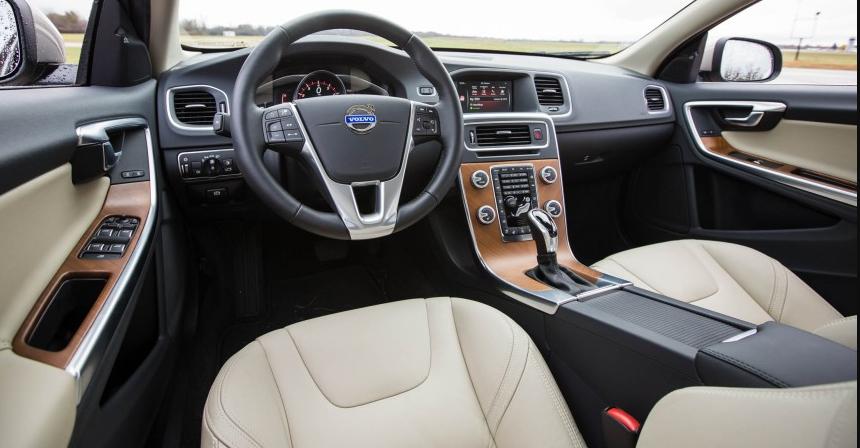 Volvo S60 Interior Specs