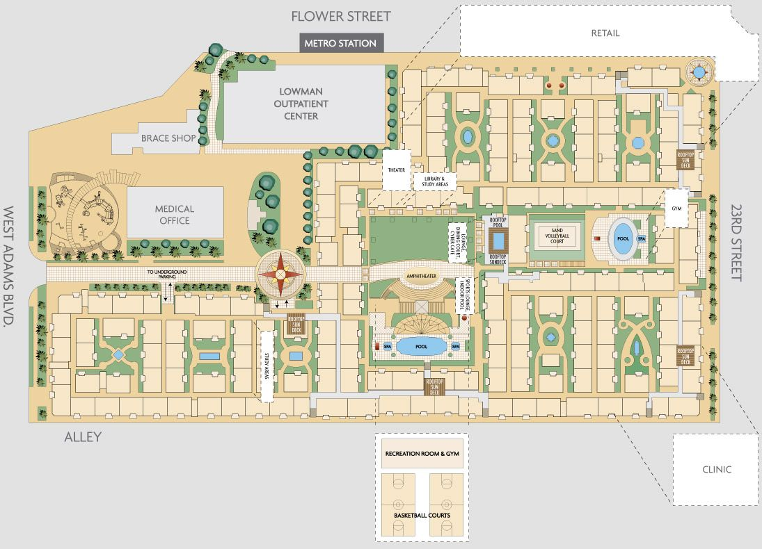 The Lorenzo Rates and Floor Plans