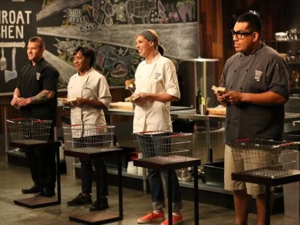 After Show Tidbits From Cutthroat Kitchen