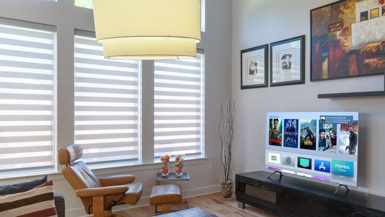Automating Your Window Shades In The Connected Home Era Part 2 Digitized House Window Shades Home Modern Blinds