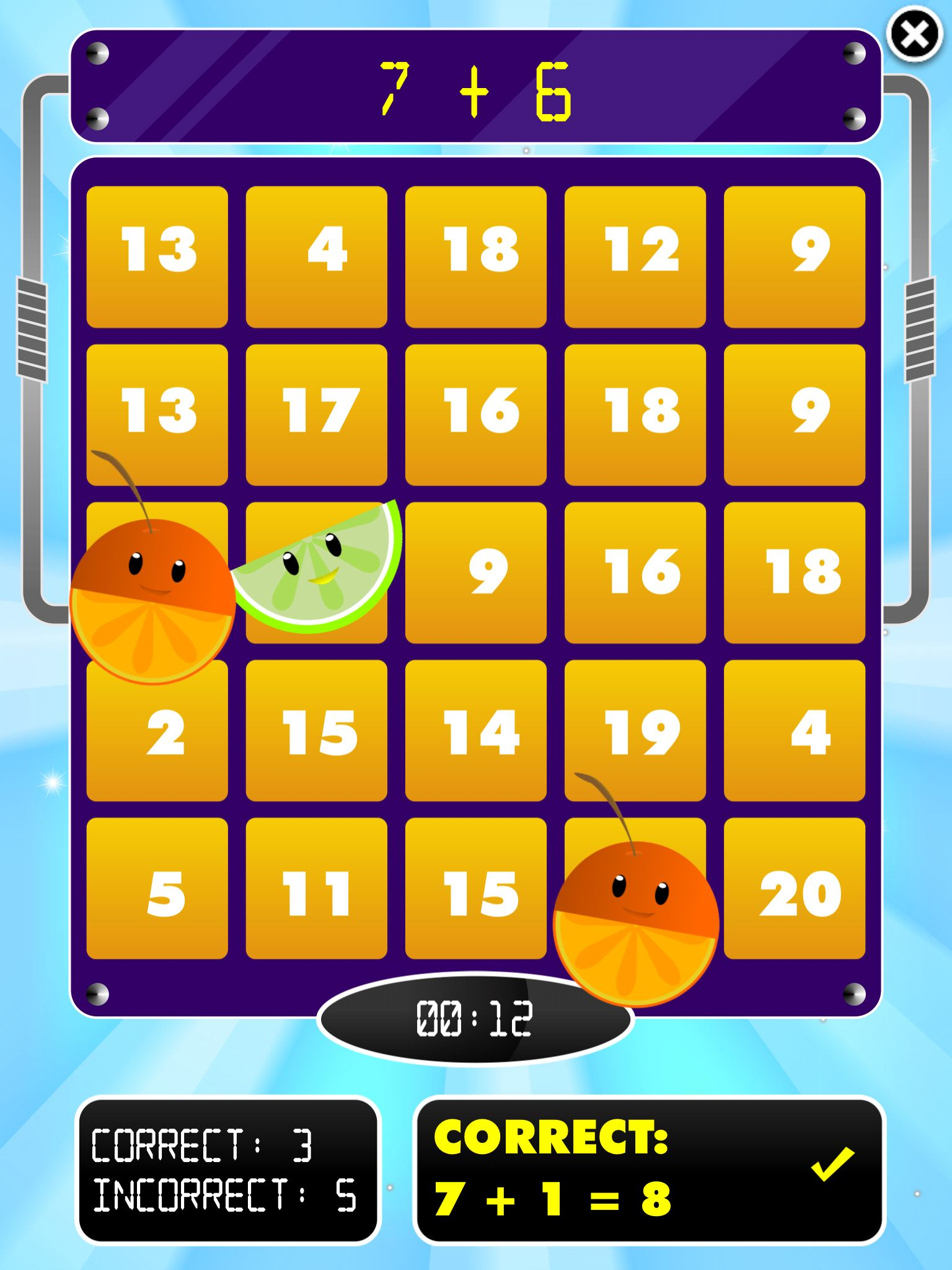 Math bingo app. Can be reproduced for \'drill and practice\' | Ideas ...