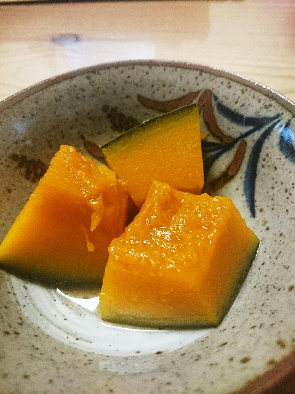 かぼちゃ 煮物 簡単