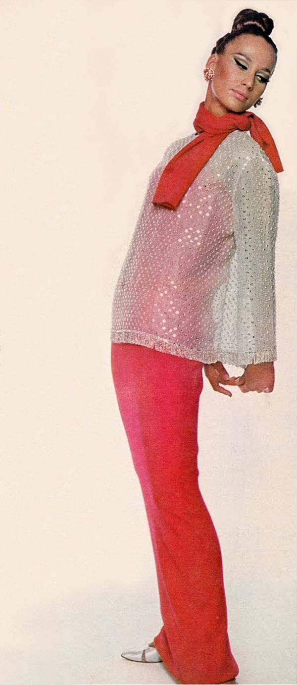 Photo by penn vogue sixties fashion fall u winter pinterest