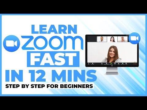 Zoom Tutorial 2020 How To Use Zoom Step By Step For Beginners Complete Guide Youtube Online Teaching Teacher Tech Teaching