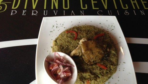 quinua pollo
