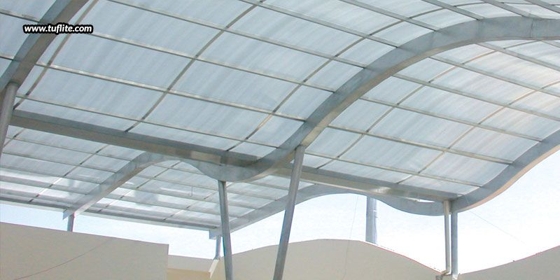 Multiwall Polycarbonate How Much Do You Know Tuflite Polymers Roof Panels Polycarbonate Polymer