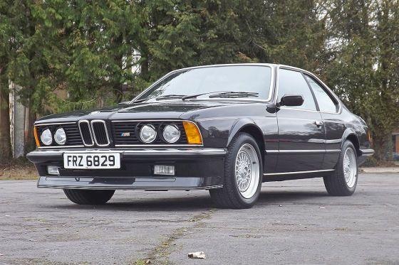 Spektakulare Auktionen Bmw M635 Csi Bmw E24 Bmw Und Bmw 6er
