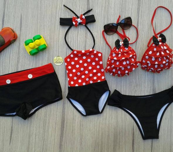 9268375af trajes de baños madre e hija Moda Praia Infantil, Moda Praia Verão, Biquine  Mae