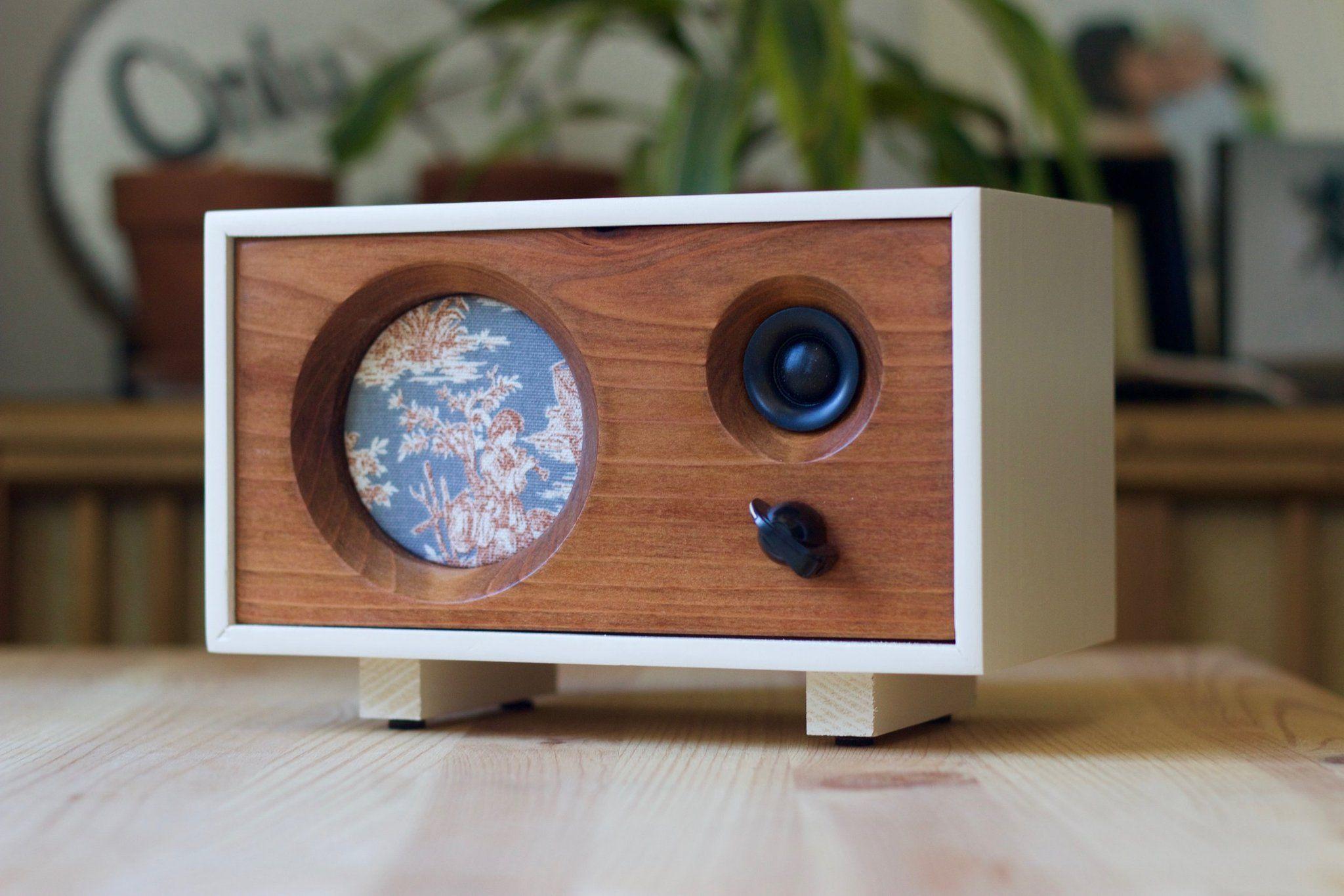 Fawn Bluetooth Speaker DIY Build Plans Bluetooth