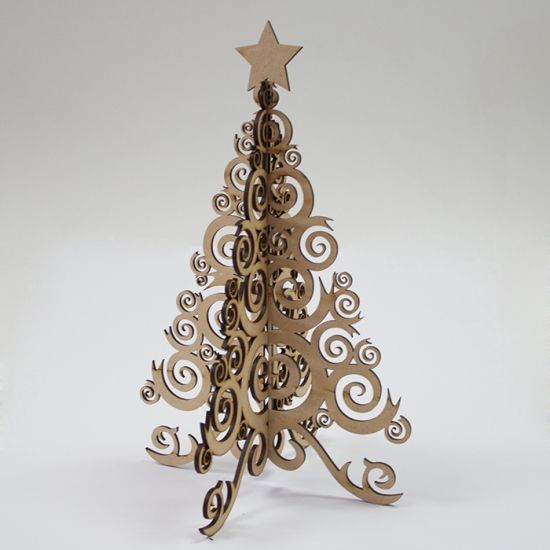 Buy this design beautiful wooden laser cut tree is