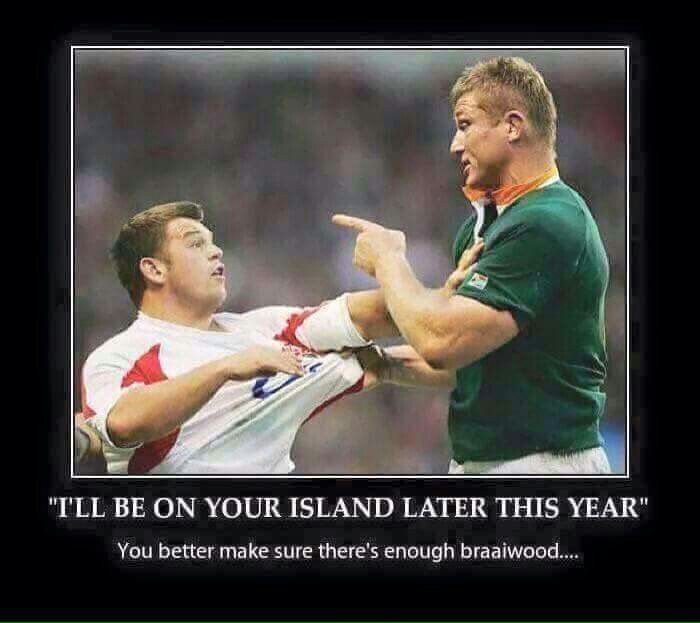 Pin By Caroline On South African Humour Rugby Memes Rugby Jokes Springbok Rugby