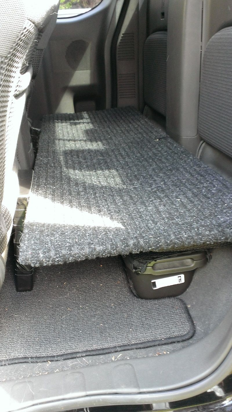 Dog Platform For King Cab Nissan Frontier Nissan Frontier Forum Nissan