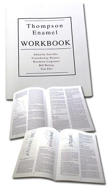 Thompson Enamel Workbook by Tom Ellis, Woodrow Carpenter,  Bill