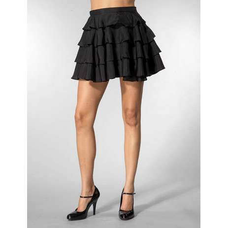 Cosa Nostra Ruffle Skirt | Key Wardrobe Pieces | Pinterest ...