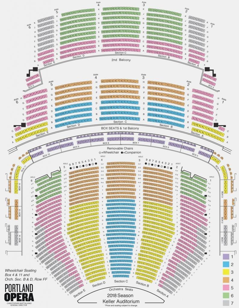 Masonic Temple Detroit Seating Chart Di 2020