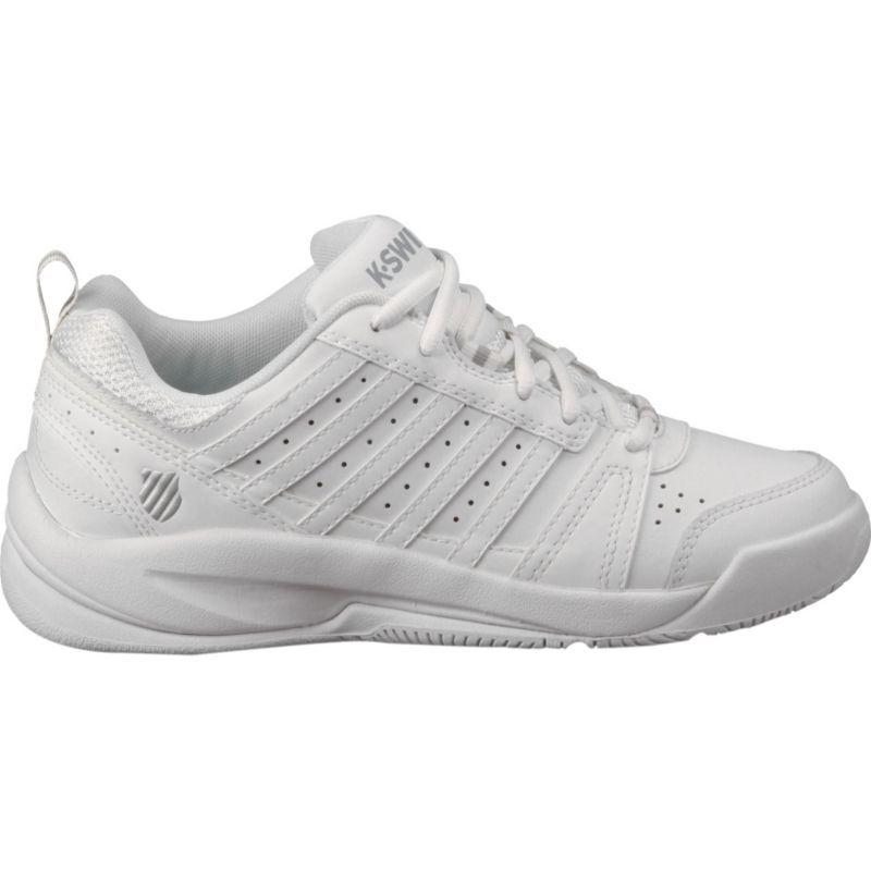 K-Swiss Men's Vendy II Fashion Sneakers, Size: 8.5, White