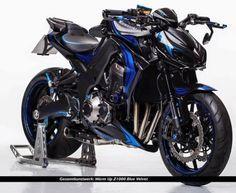 Kawasaki Z1000 Bike Motorcycle Moto Bike Kawasaki Motorcycles