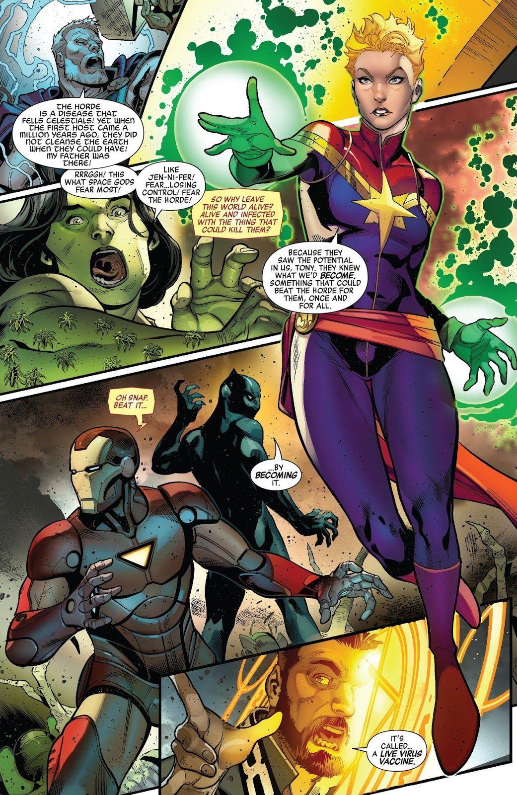 Read Avengers Comics Online – Idea di immagine del eroe