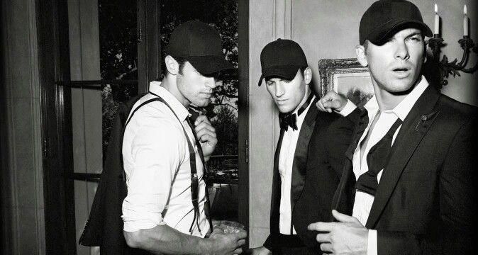 #gents revolutionizing the baseball cap. Check out www.urbanneshoppe.com for similar fashion. #urban #clothing #fashion #hat #mens #style #blacktie #tux #bowtie