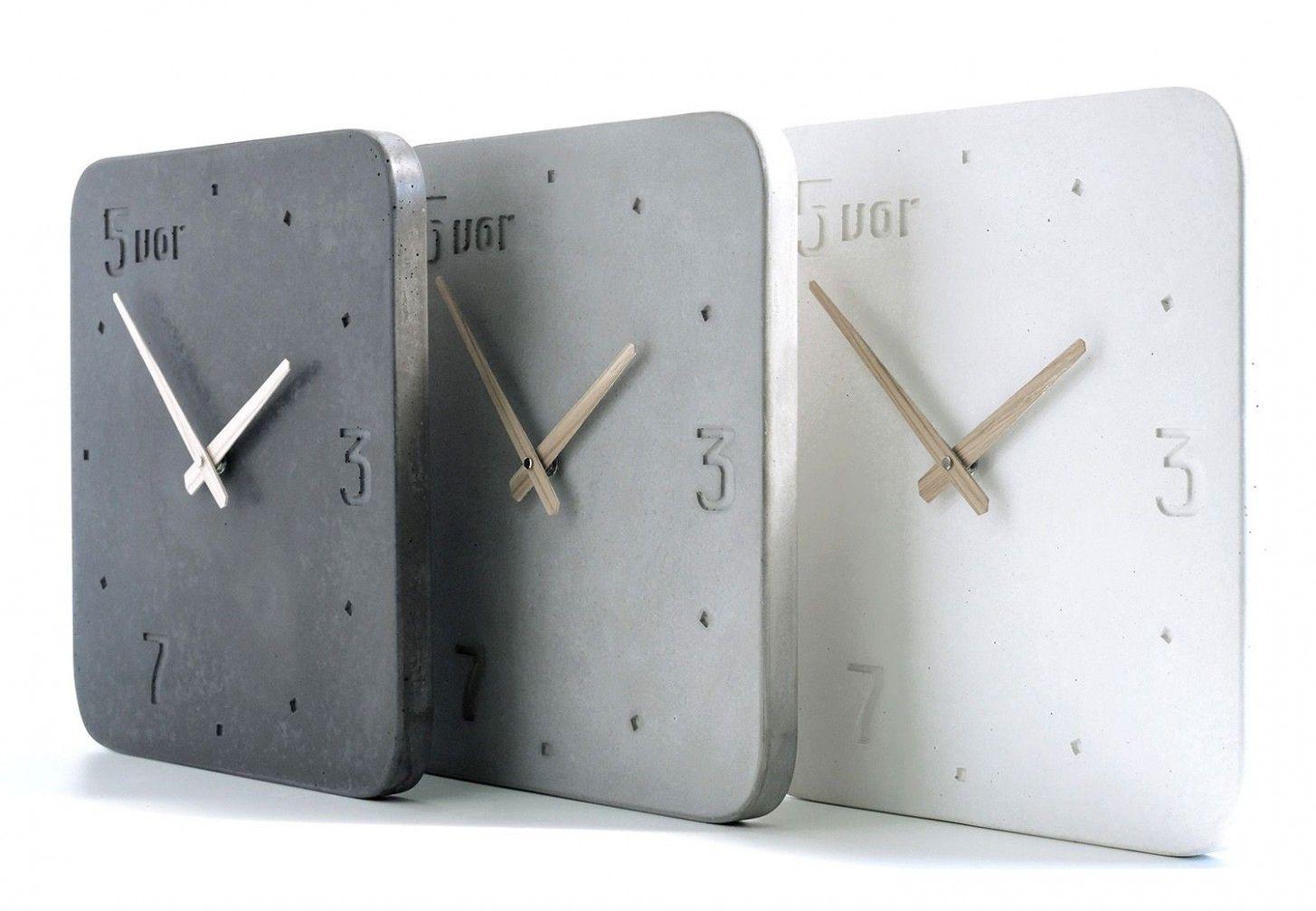 Moderne Uhr Küche Check More At Https Baladevahome Com Moderne Uhr K C3 Bcche Wanduhr Betonuhr Wanduhren Modern