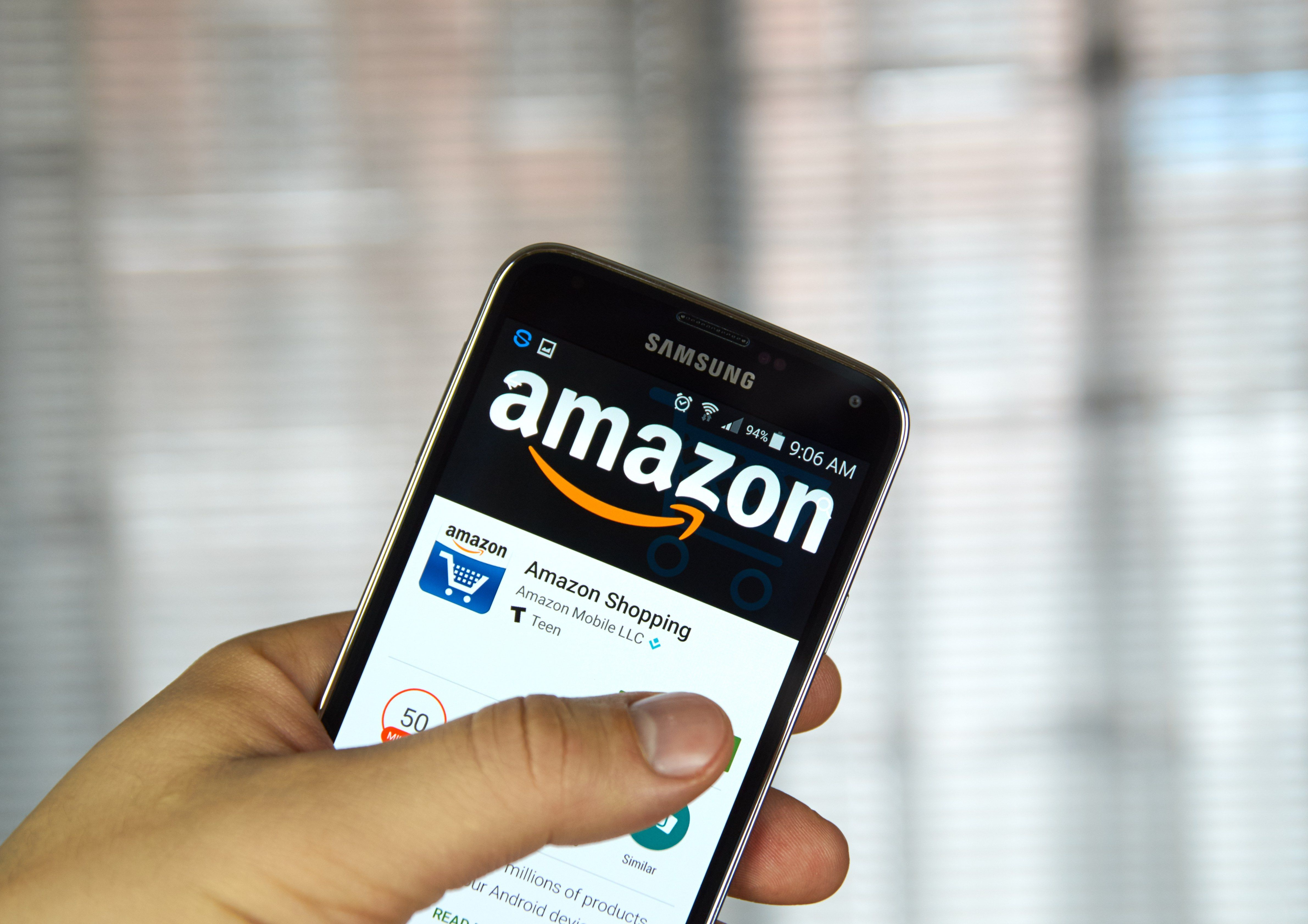 New Amazon Prime Benefit Up To 50 Percent Off Android Phones