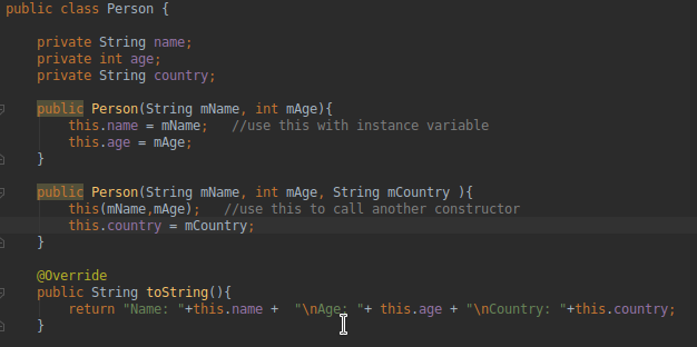 How To Get A Variable From Another Class Java