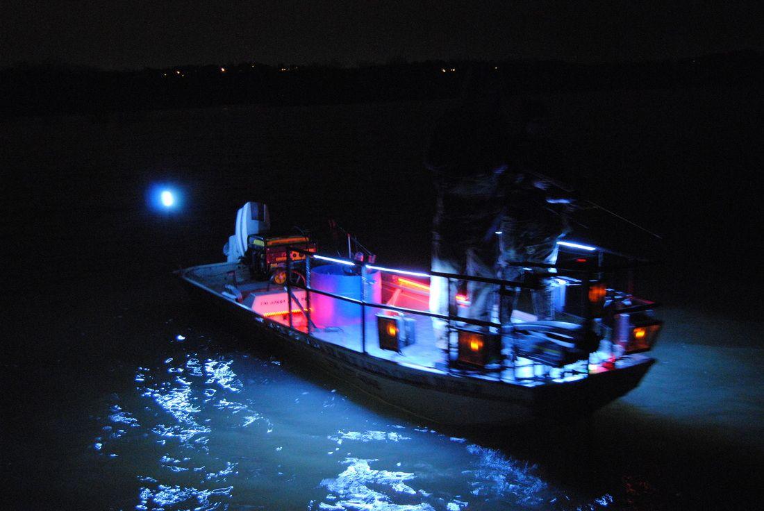 Led Lighting Boat Kits Rugged Unbreakable