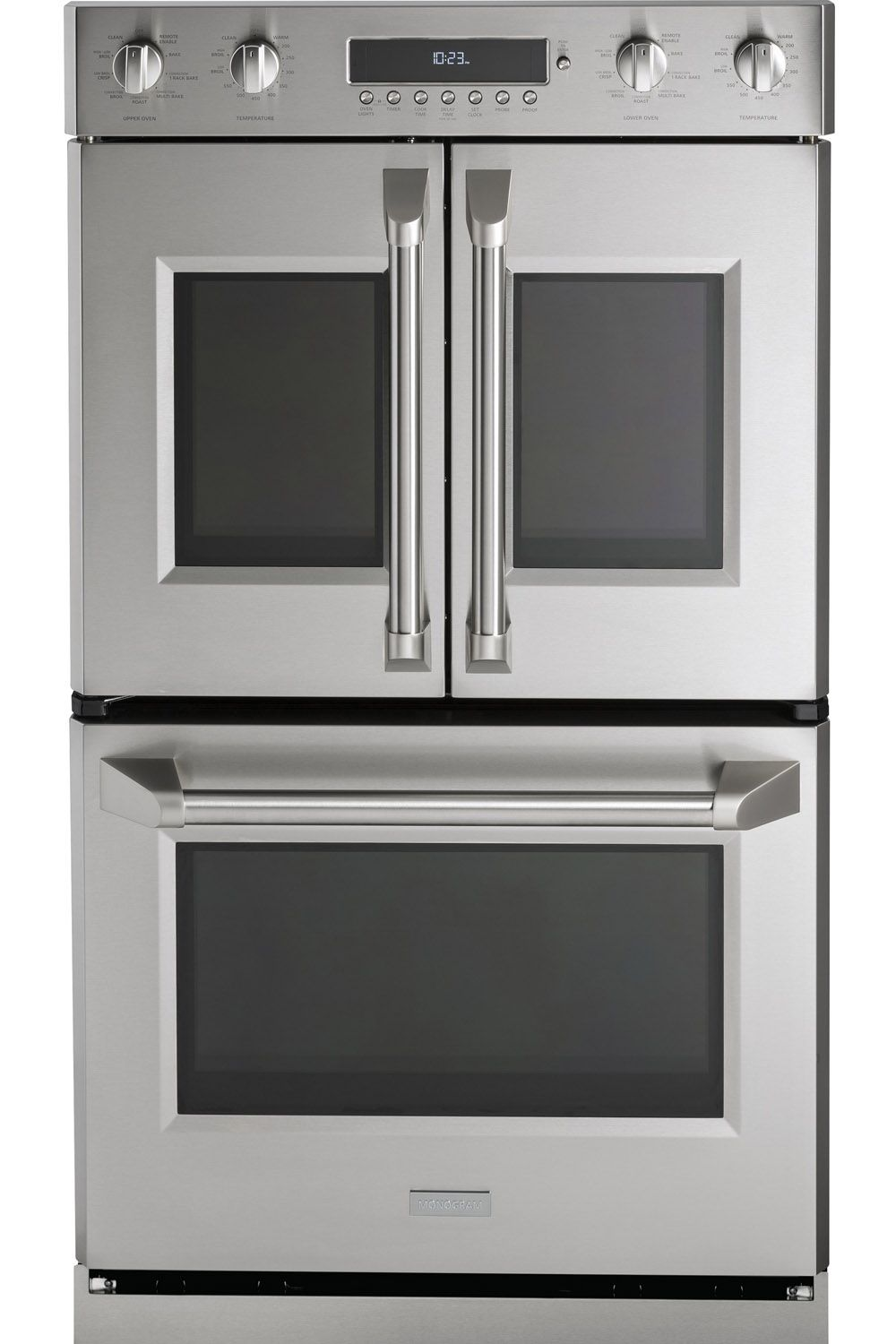 Ge monogram 30 professional frenchdoor convection double