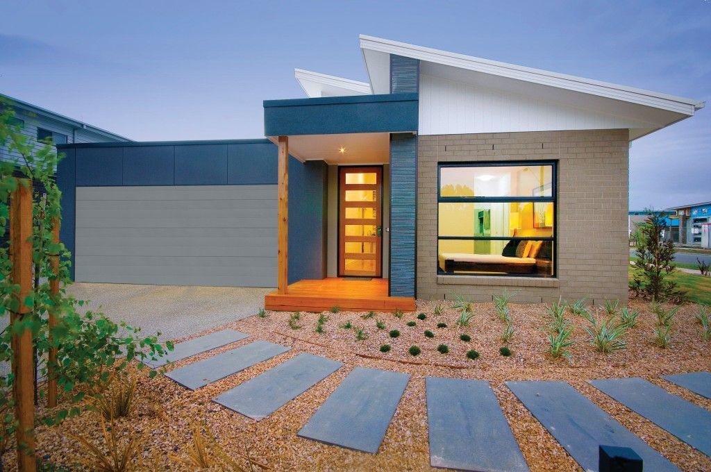facade inspiration Hotondo homes, House design, Home