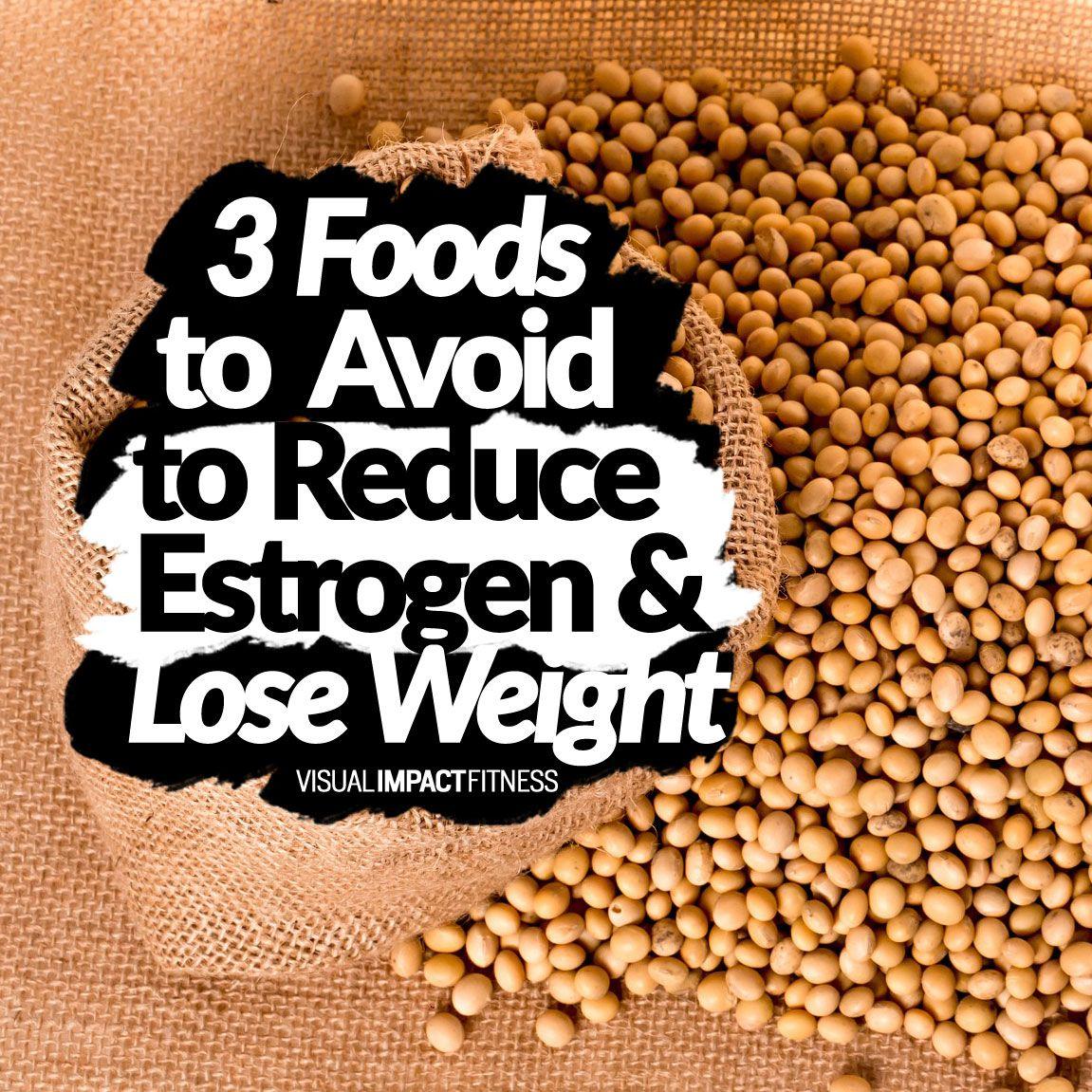 estrogen foods to avoid for females