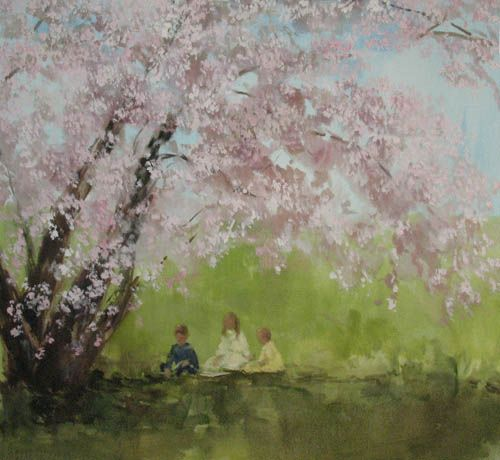 bucolic paintings - Google Search