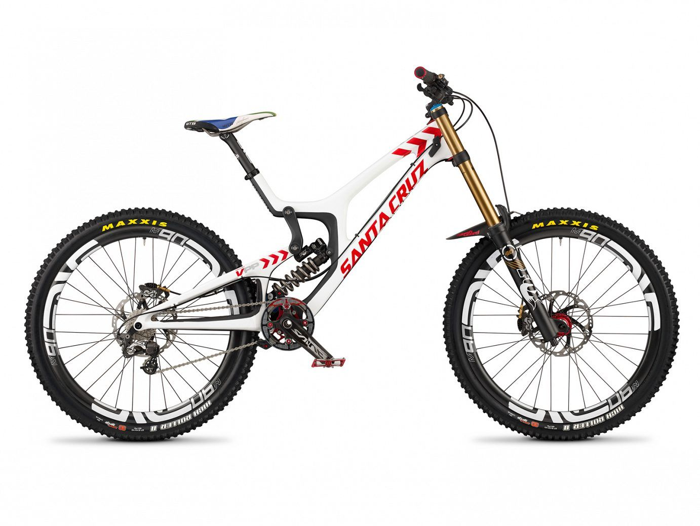 Santa Cruz Syndicate v10 Downhill bike, Montain bike
