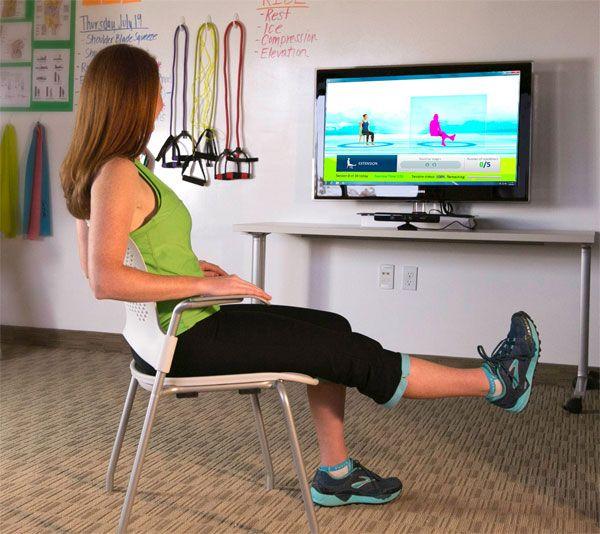 Microsoft's Kinect Sensor Assists in Rehabilitation Thanks to Reflexion Rehabilitative Measurement Tool