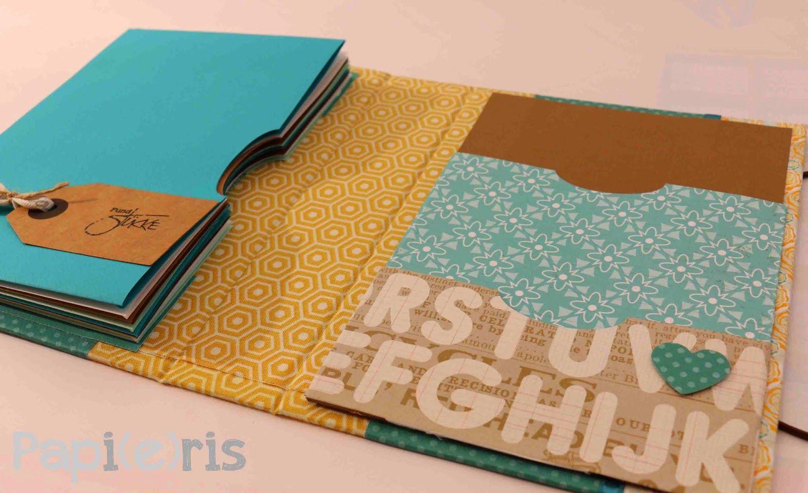 Fächermappe | Kreativ - Papier & Farbe / paper & paint / бумага ...