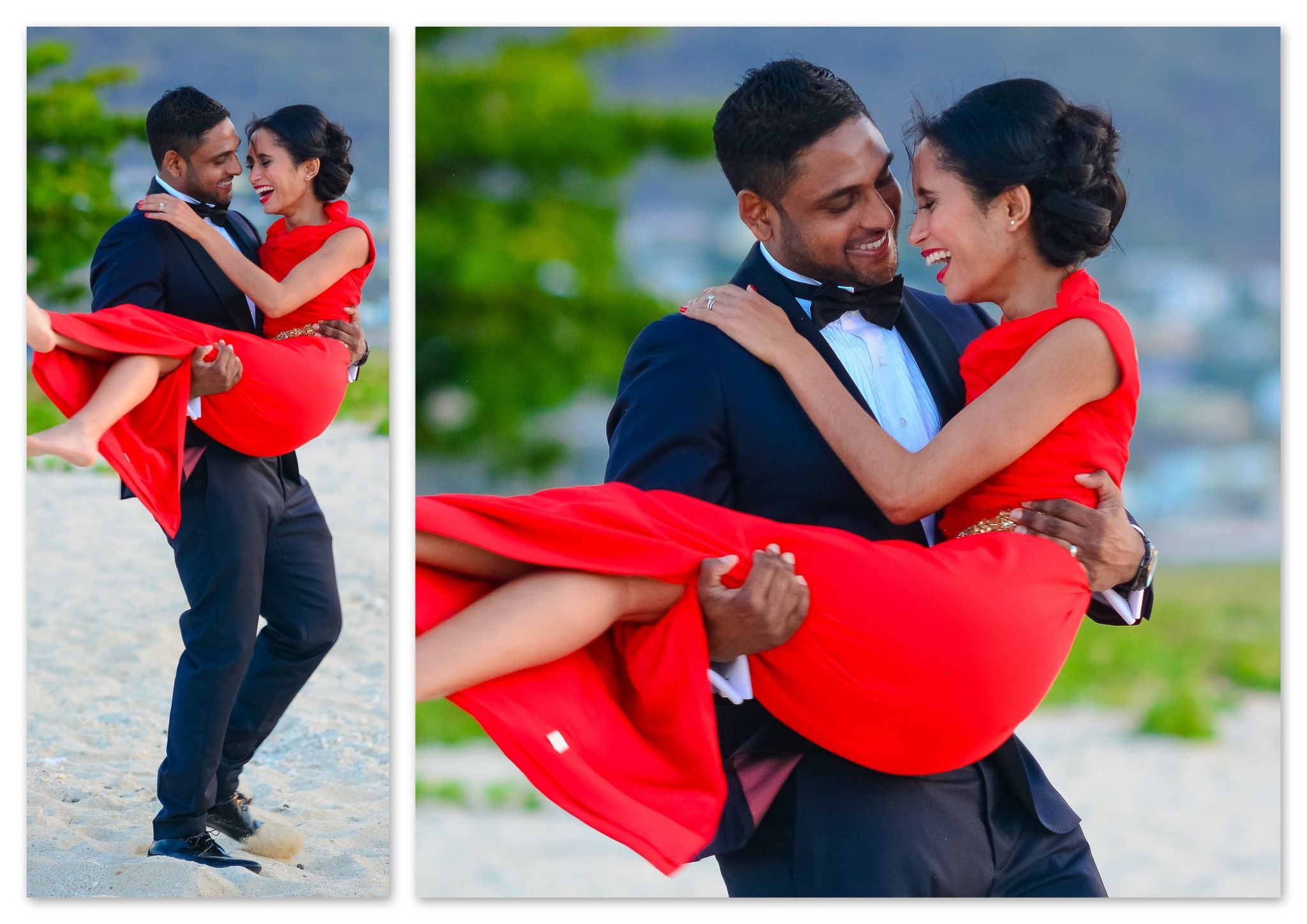 The Pre Wedding Reception Shoot Photography Mauritius By Diksh Potter